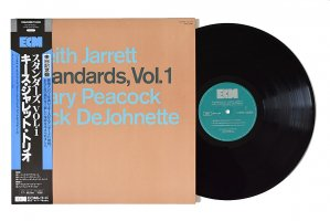 Keith Jarrett / Gary Peacock / Jack DeJohnette / Standards, Vol.1 / キース・ジャレット・トリオ
