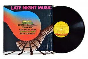 Various / Late Night Music / Alton Ellis / Pat Kelly / Cornell Campbell 他