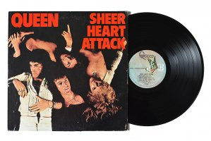 Queen / Sheer Heart Attack / クイーン