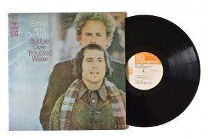 Simon And Garfunkel / Bridge Over Troubled Water / サイモンとガーファンクル