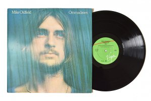 Mike Oldfield / Ommadawn / マイク・オールドフィールド