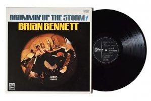 Brian Bennett / Drummimg Up The Storm! / ブライアン・ベネット / ドラム・ドラム・ドラム
