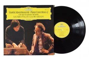 バルトーク / ピアノ協奏曲 第1番 第2番 / マウリツィオ・ポリーニ (ピアノ) / クラウディオ・アバド / シカゴ交響楽団