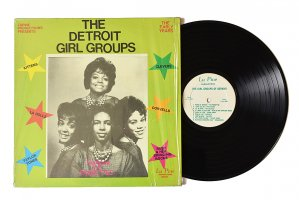 Various / The Detroit Girl Groups