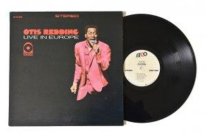 Otis Redding / Otis Redding Live In Europe / オーティス・レディング