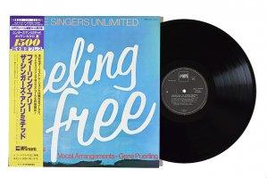 The Singers Unlimited / Feeling Free / シンガーズ・アンリミテッド