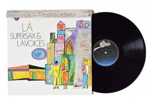 Supersax & L.A. Voices / L.A. / スーパー・サックス・アンド・L.A.ヴォイセス