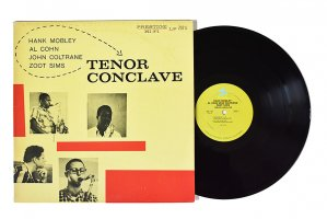 Hank Mobley / Al Cohn / John Coltrane / Zoot Sims / Tenor Conclave / ハンク・モブレー