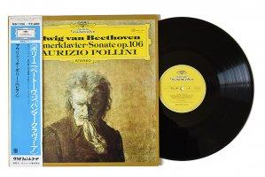 ベートーヴェン / ピアノ・ソナタ 第29番 「ハンマークラヴィーア」 / マウリツィオ・ポリーニ (ピアノ)