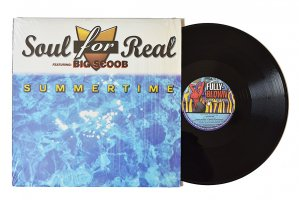 Soul For Real Featuring Big Scoob / Summertime / ソウル・フォー・リアル
