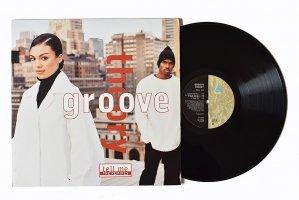 Groove Theory / Tell Me / グルーヴ・セオリー