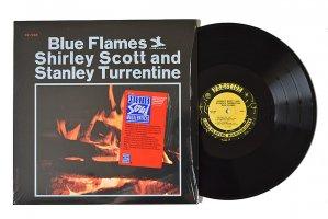 Shirley Scott And Stanley Turrentine / Blue Flames / シャーリー・スコット & スタンレー・タレンタイン