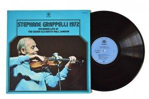 Stephane Grappelli 1972 / ステファン・グラッペリ