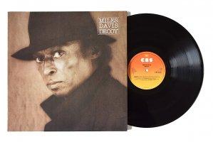 Miles Davis / Decoy / マイルス・デイビス