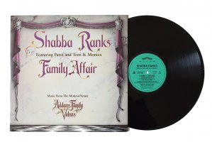 Shabba Ranks Featuring Patra & Terri & Monica / Family Affair / シャバ・ランクス