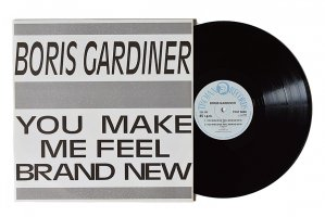Boris Gardiner / You Make Me Feel Brand New / ボリス・ガーディナー<img class='new_mark_img2' src='https://img.shop-pro.jp/img/new/icons6.gif' style='border:none;display:inline;margin:0px;padding:0px;width:auto;' />