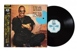 Stevie Wonder / Part-Time Lover / スティービー・ワンダー