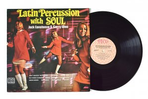 Jack Costanzo & Gerry Woo / Latin Percussion With Soul / ジャック・コスタンゾ & ジェリー・ウー