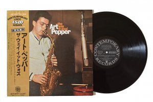 Art Pepper / The Way It Was! / アート・ペッパー