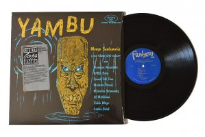 Mongo Santamaria Y Sus Ritmos Afro-Cubanos / Yambu / モンゴ・サンタマリア