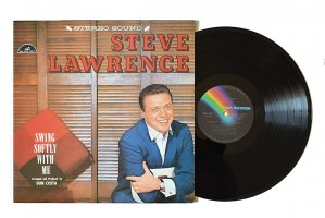 Steve Lawrence / Swing Softly With Me / スティービー・ローレンス