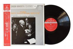 ブルックナー / 交響曲 第4番 「ロマンティック」 / ハンス・クナッペルツブッシュ / ウィーン・フィルハーモニー管弦楽団