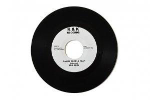 Bob Andy - Games People Play / ボブ・アンディ / John Holt - Talking Love / ジョン・ホルト