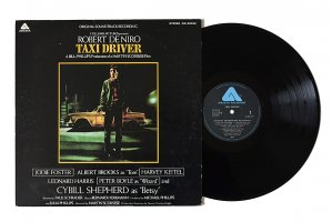 Taxi Driver / Bernard Herrmann / バーナード・ハーマン / タクシー・ドライバー / サウンドトラック