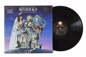 Danny Elfman / Beetlejuice / ダニー・エルフマン / ビートルジュース / サウンドトラック