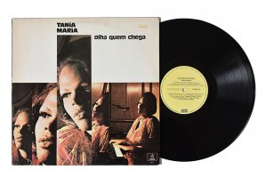 Tania Maria / Olha Quem Chega / タニア・マリア<img class='new_mark_img2' src='https://img.shop-pro.jp/img/new/icons6.gif' style='border:none;display:inline;margin:0px;padding:0px;width:auto;' />