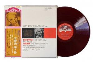 ベートーヴェン / 交響曲 第7番 イ長調 / ヴィルヘルム・フルトヴェングラー / ウィーン・フィルハーモニック管弦楽団