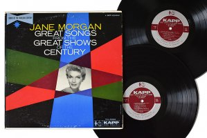 Jane Morgan / Great Songs From The Great Shows Of The Century / ジェーン・モーガン