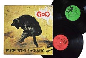 Rip Rig + Panic / God / リップ・リグ & パニック