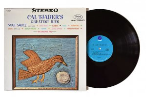 Cal Tjader's Greatest Hits / カル・ジェイダー<img class='new_mark_img2' src='https://img.shop-pro.jp/img/new/icons6.gif' style='border:none;display:inline;margin:0px;padding:0px;width:auto;' />