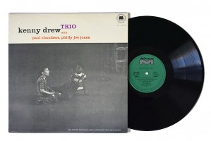 Kenny Drew Trio With Paul Chambers, Philly Joe Jones / ケニー・ドリュー<img class='new_mark_img2' src='https://img.shop-pro.jp/img/new/icons6.gif' style='border:none;display:inline;margin:0px;padding:0px;width:auto;' />