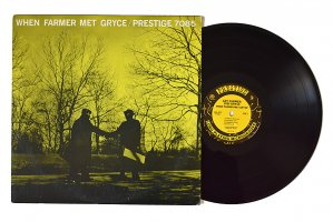 Art Farmer / Gigi Gryce / When Farmer Met Gryce / アート・ファーマー / ジジ・グライス<img class='new_mark_img2' src='https://img.shop-pro.jp/img/new/icons6.gif' style='border:none;display:inline;margin:0px;padding:0px;width:auto;' />