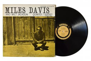 Miles Davis And Milt Jackson / Quintet / Sextet / マイルス・デイビス / ミルト・ジャクソン<img class='new_mark_img2' src='https://img.shop-pro.jp/img/new/icons6.gif' style='border:none;display:inline;margin:0px;padding:0px;width:auto;' />