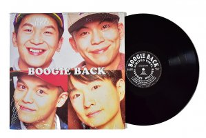 スチャダラパー / 小沢健二 / Boogie Back / SDP - Kenji Ozawa