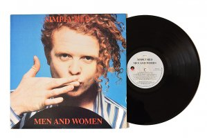 Simply Red / Men And Women / シンプリー・レッド