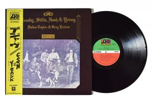 Crosby, Stills, Nash & Young / Deja Vu / CSN & Y セカンド