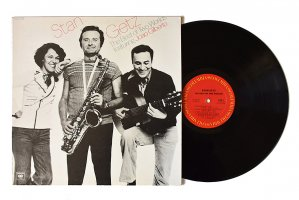 Stan Getz Featuring Joao Gilberto / The Best Of Two Worlds / スタン・ゲッツ / ジョアン・ジルベルト