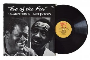 Oscar Peterson / Milt Jackson / Two Of The Few / オスカー・ピーターソン / ミルト・ジャクソン<img class='new_mark_img2' src='https://img.shop-pro.jp/img/new/icons6.gif' style='border:none;display:inline;margin:0px;padding:0px;width:auto;' />