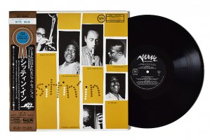 Dizzy Gillespie, Stan Getz, Coleman Hawkins And Paul Gonsalves / Sittin' In / ディジー・ガレスピー<img class='new_mark_img2' src='https://img.shop-pro.jp/img/new/icons6.gif' style='border:none;display:inline;margin:0px;padding:0px;width:auto;' />