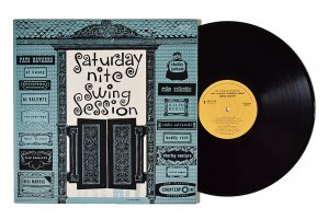 Various / Saturday Night Swing Session / Fats Navarro / Roy Eldridge 他<img class='new_mark_img2' src='https://img.shop-pro.jp/img/new/icons6.gif' style='border:none;display:inline;margin:0px;padding:0px;width:auto;' />
