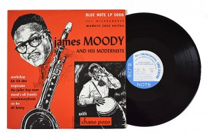 James Moody And His Modernists With Chano Pozo / ジェイムス・ムーディ<img class='new_mark_img2' src='https://img.shop-pro.jp/img/new/icons6.gif' style='border:none;display:inline;margin:0px;padding:0px;width:auto;' />