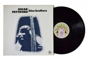 Oscar Pettiford / Blue Brothers / オスカー・ペティフォード<img class='new_mark_img2' src='https://img.shop-pro.jp/img/new/icons6.gif' style='border:none;display:inline;margin:0px;padding:0px;width:auto;' />