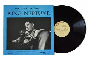 Dexter Gordon Quartet / King Neptune / デクスター・ゴードン<img class='new_mark_img2' src='https://img.shop-pro.jp/img/new/icons6.gif' style='border:none;display:inline;margin:0px;padding:0px;width:auto;' />