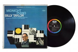 Billy Taylor / Midnight Piano / ビリー・テイラー