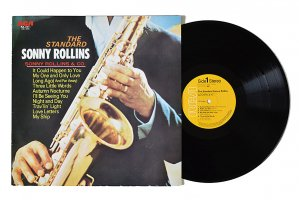 Sonny Rollins & Co. / The Standard Sonny Rollins / ソニー・ロリンズ<img class='new_mark_img2' src='https://img.shop-pro.jp/img/new/icons6.gif' style='border:none;display:inline;margin:0px;padding:0px;width:auto;' />