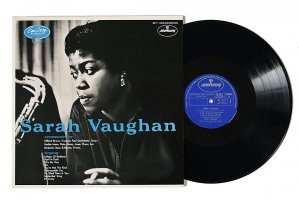 Sarah Vaughan / サラ・ヴォーン・ウィズ・クリフォード・ブラウン<img class='new_mark_img2' src='https://img.shop-pro.jp/img/new/icons6.gif' style='border:none;display:inline;margin:0px;padding:0px;width:auto;' />
